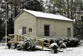 Post Office Southern Forest Heritage Museum