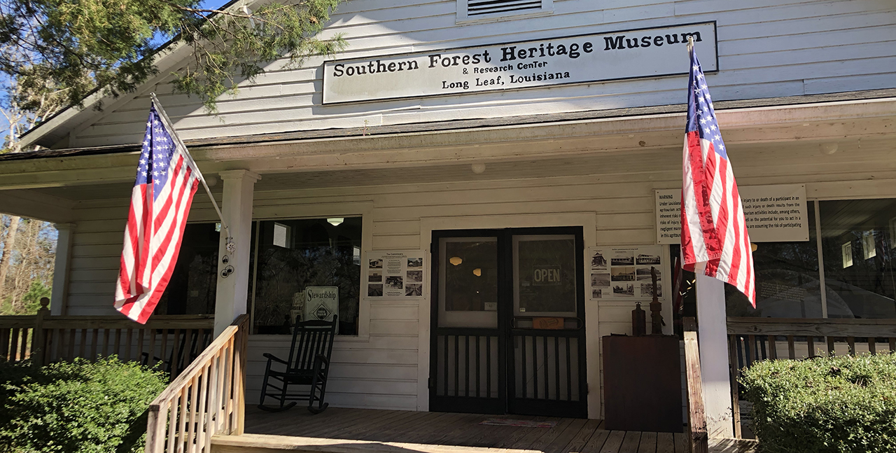 Contact Southern Forest Heritage Museum