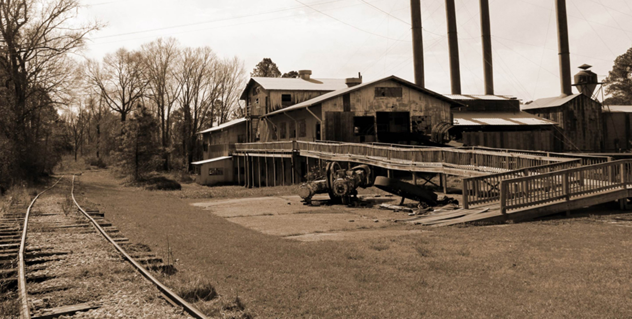 Southern Forest Heritage Museum Historic Sawmill