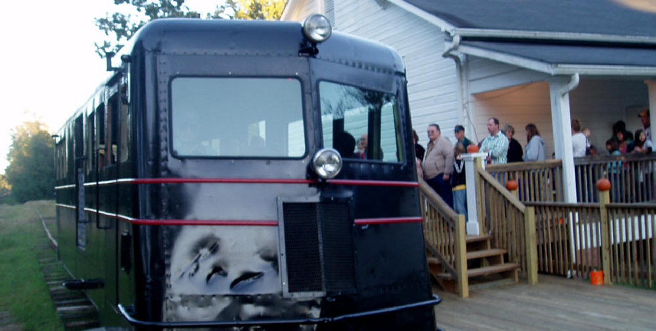 Southern Forest Heritage Museum - Ride the Train