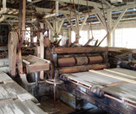 Planer Mill Edging - Southern Forest Heritage Museum