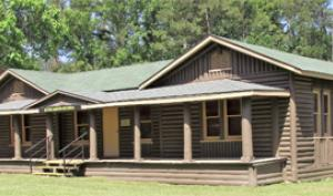 Southern Forest CCC Building