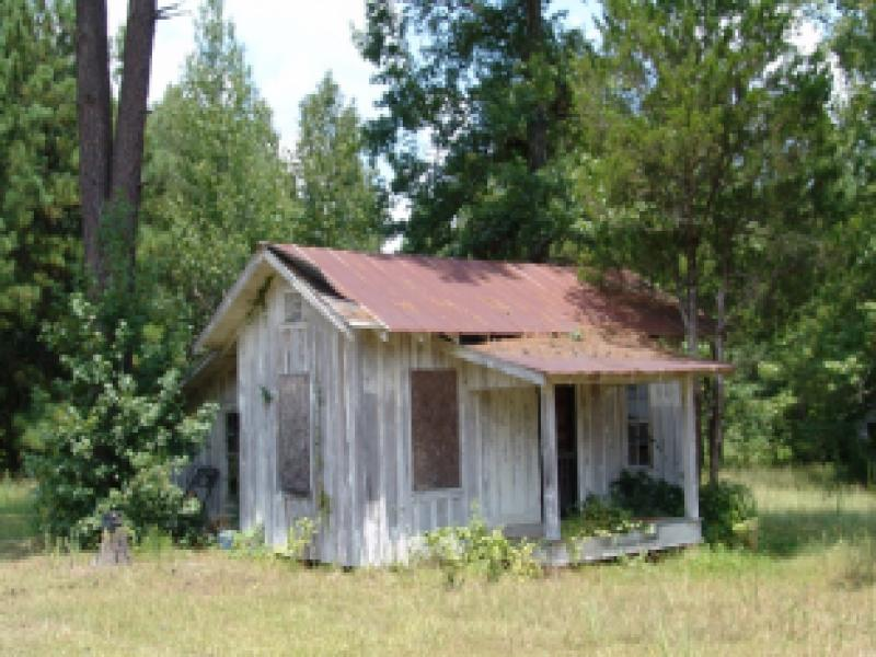 Southern Forest Worker House