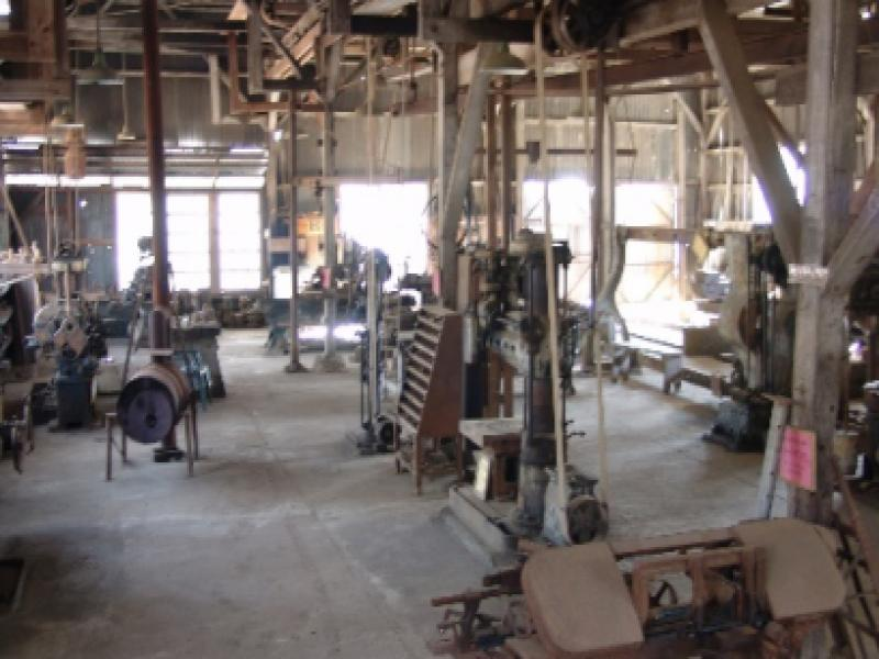 Southern Forest Machine Shop