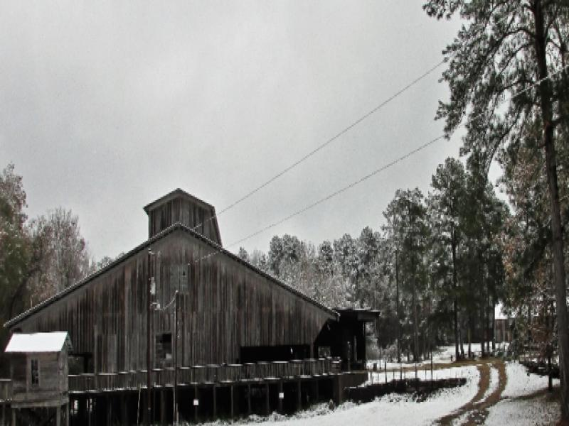 Southern Forest Planer Mill