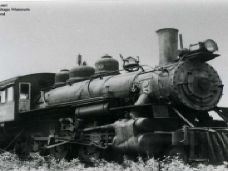 Red River & Gulf Railroad #300
