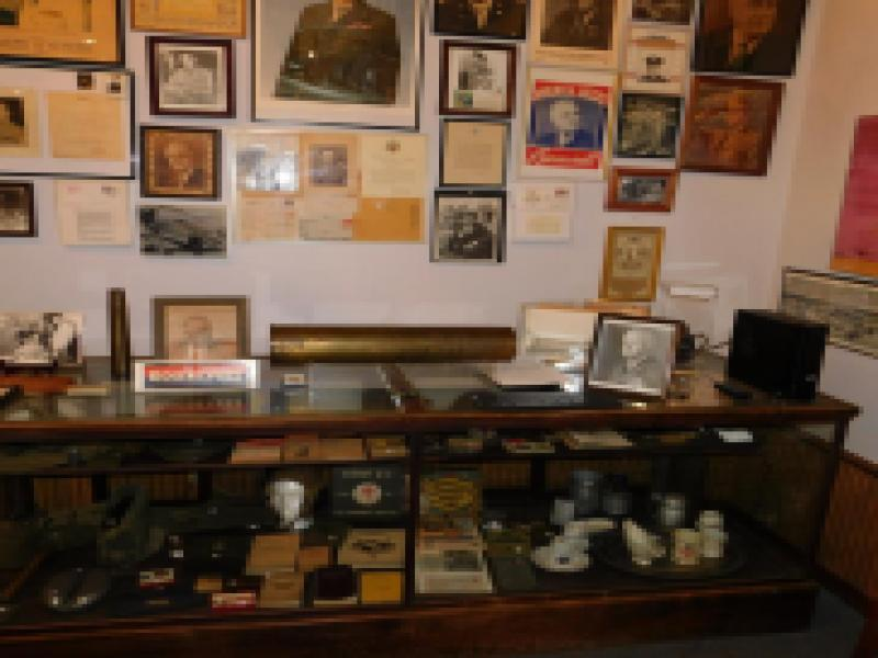 Events at the Southern Forest Heritage Museum