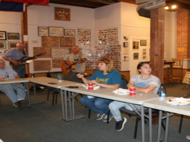 Meetings at the Southern Forest Heritage Musuem
