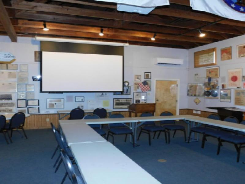 Meetings at the Southern Forest Heritage Museum