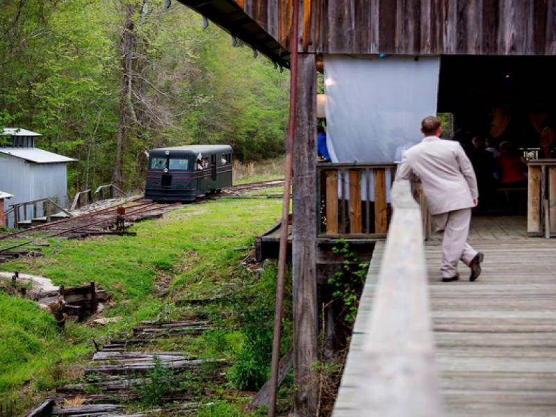 Host your wedding at the Southern Forest Heritage Museum
